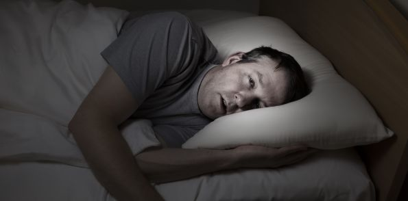 What comes first, insomnia or depression? (HINT: It doesn't matter)