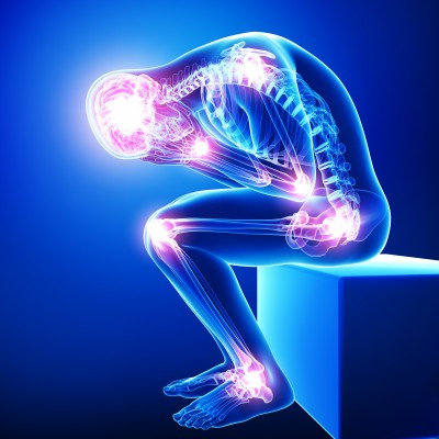Pain is No Excuse. Healthy natural sleep is possible despite chronic pain, fibromyalgia, osteoarthritis, rheumatoid arthritis, back pain, neuropathy, and headaches.